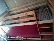 Stockbett Hochbett 90x200 teilbar in
