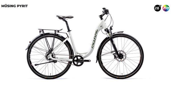 City Bike Müsing Pyrit