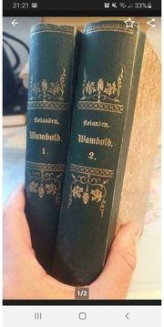 Wambold Historische Romane 2 Bde