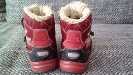 Schuhe, Stiefel - Kinder-Winterschuhe Größe 21
