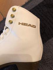 Weiße Damenschlittschuhe HEAD Gr 38