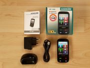 Seniorenhandy Handy Mobiltelefon Touchscreen-Handy Notfall
