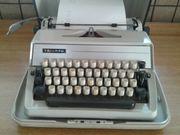 Schreibmaschine Triumph gabriele 25