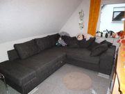 Große moderne Couch zum chillen