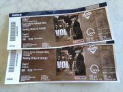 Volbeat konzertkarten