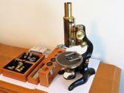 Antik Mikroskop Ernst Leitz Wetzlar