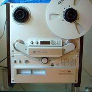 Akai GX 747 dbx Tonbandgerät