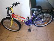 Fahräder Mädchen und Damen