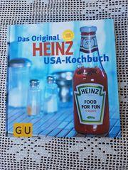 Das Original Heinz USA-Kochbuch von