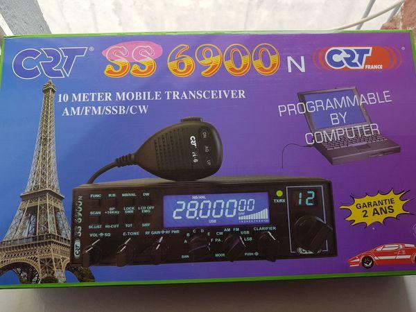 cb funk crt 6900n export