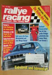 Rallye Racing 1988-1993 Motorsport
