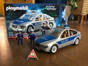 Playmobil Polizeiauto 5179