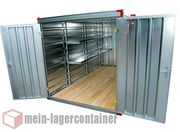 4x2m Lagercontainer Reifenlager Lagercontainer Container
