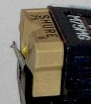 Shure M75MG Tonabnehmer Original Nadel -