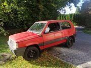 Steyr Fiat Panda 141 4x4