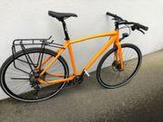 Gravel City Rad Bike RH