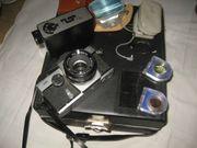 Carena 1000 Kamera mit Blitz
