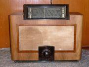 Alte Röhren-Radios