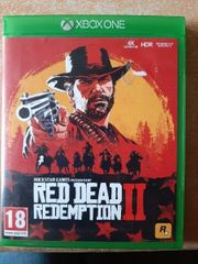 xbox one Red Dead 2