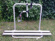 Fahrradträger Fiamma für Wohnwagen