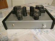 Stereo-Röhrenverstärker zu verkaufen