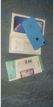 iphone XR 64GB Blue neu