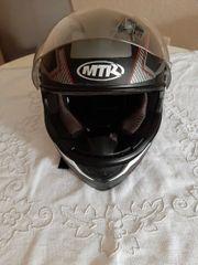 Motorrad Helm neu 1mal getragen