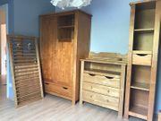 Hochhwertiges Kinderzimmer aus Birkenvollholz Provence