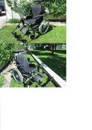 Rollstuhl Krankenstuhl