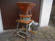 Lienhardt Schrotmühle Getreidemühle Gastroreibe
