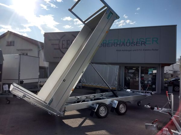 Anhänger Twin Trailer 3500kg