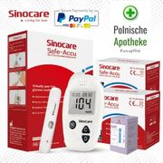 Sinocare Diabetes Glucometer