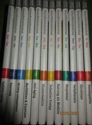 Kneipp Gesundheitsbücher in12 Bänder