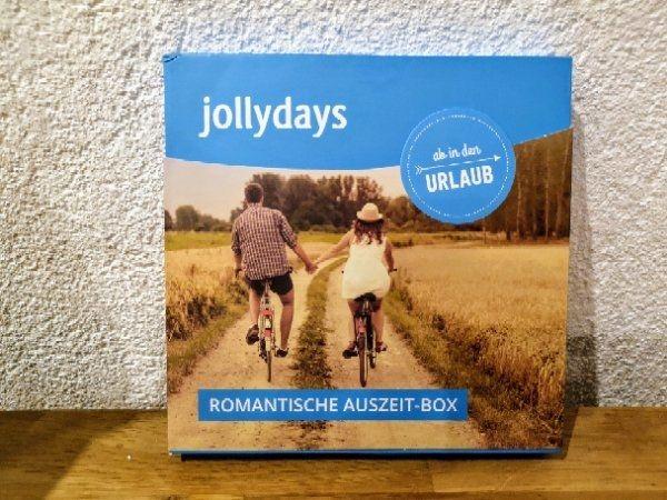Geschenkbox Gutschein Romantische Auszeit von