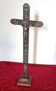 Tischkreuz Herrgotts Winkel Marterl Kruzifix