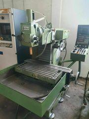 Hermle UWF 700 CNC Fräsmaschine -