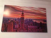 New York Skyline Bild