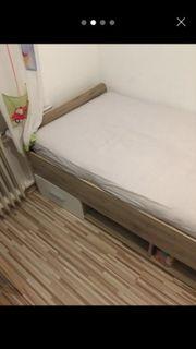 Bett 200 x 90 cm