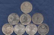 8x10 DM Gedenkmünzen 1972 Olympiade