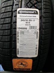 4 X Continental Extreme Contact