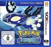 Pokemon Alpha Saphir Pokemon Y