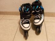 Inline-Skates Rollerblades - schwarz blau