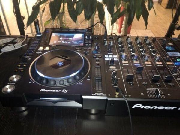 Pioneer CDJ-2000 NXS2 Neuwertiger Top