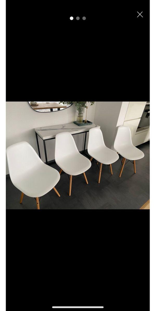 Esstischstühle Eames Chair 4er Set