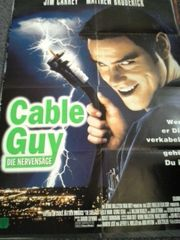 Cable Guy Jim Carrey 1996
