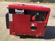 Stromerzeuger Diesel Herkules HSA-3500W