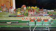 Eisenbahnanlage SpurN