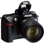 Nikon D70s SLR-Digitalkamera 6 Megapixel