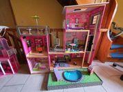 KidKraft Barbiehaus mit Pool und