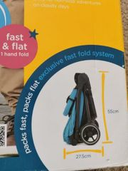 Joie Buggy Pact Lite Gray